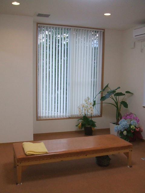 女性専用の個室
